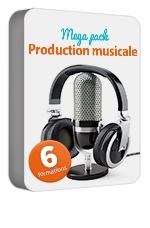 Formation Mega pack Production musicale